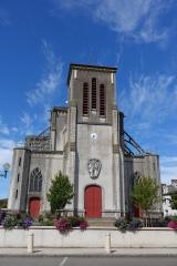 Eglise de Frossay