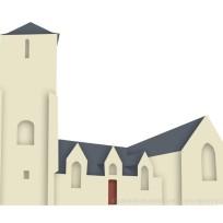 l'église de Saint Brévin les Pins fait partie de la paroisse Saint Nicolas de l'Estuaire L'église Saint-Brewing, date dans sa partie la plus ancienne du XIème siècle (chœur et clocher). L 'édifice abrite un rétable du XVIIIème siècle. Les vieilles pierres aux couleurs variées donnent une impression de réelle beauté.