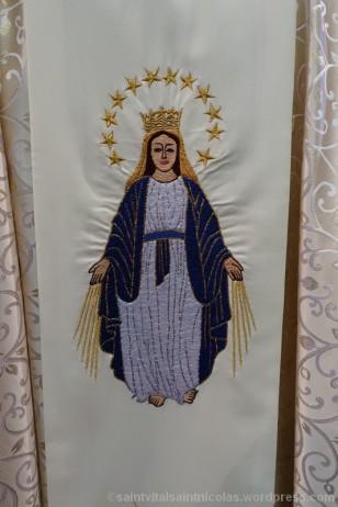 broderie Vierge