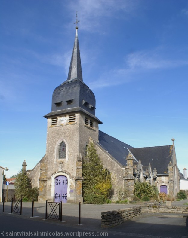 photo de Eglise Saint-Martin de Corsept (Corsept)