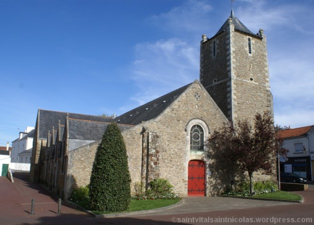 photo de Eglise Paroissiale (Saint Brévin les Pins)