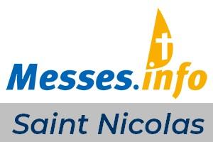 Messe Info St Nicolas